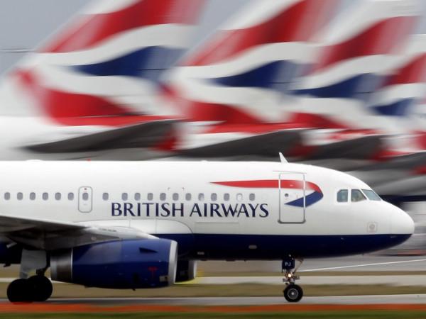 """В субботу British Airways отменила все рейсы из """"Хитроу"""" и """"Гатвик"""""""