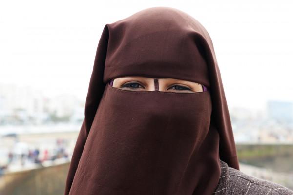 В освобождённой части Мосула женщинам запрещено носить никаб