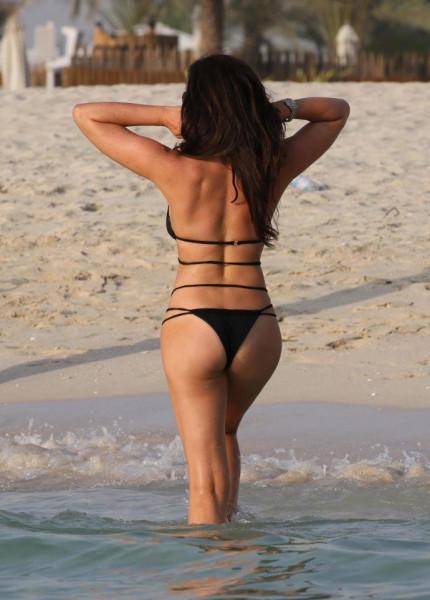 У британской модели Джессики Райт нашли силиконовые импланты