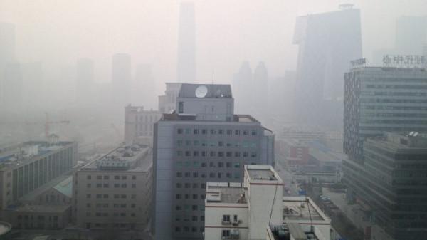 Учёные: От загрязнения воздуха умирает каждый 9-й житель Земли