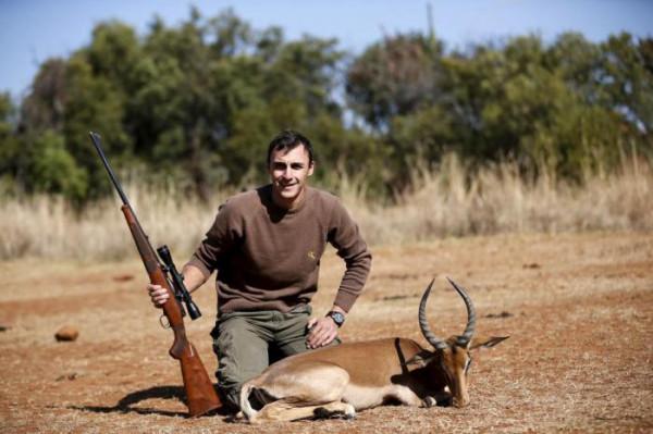 Ученые: Люди убивают животных ради развлечения