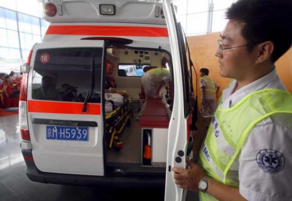 Более 10 человек травмированы из-за взрыва газа в китайском Ханчжоу