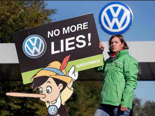 Имидж Volkswagen в Германии упал ниже Hyundai и Toyota