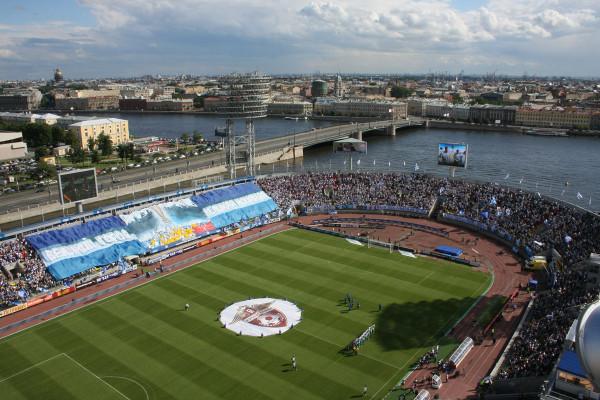 Руководство ФК «Зенит» построит в Санкт-Петербурге новый стадион