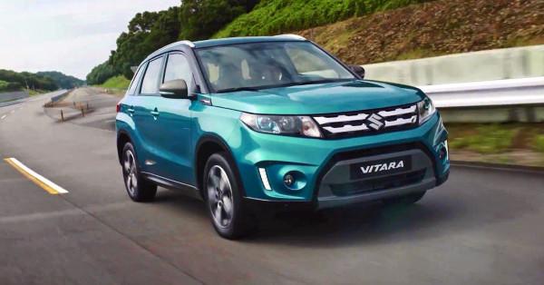 Suzuki запустила спецпредложение на покупку  автомобилей Vitara и SX4