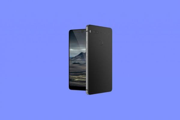 Смартфон Essential Phone вышел на глобальный рынок по цене 700 долларов