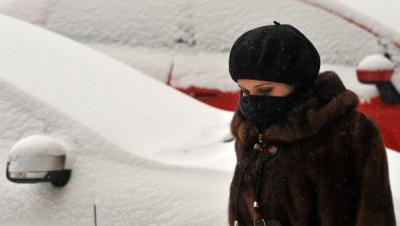 В ночь на пятницу в Москву снова вернется зима
