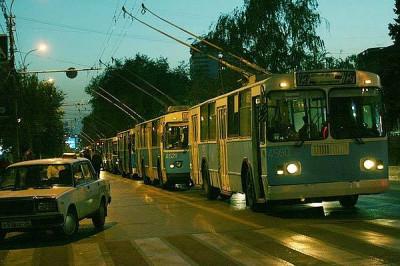 9 мая в Волгограде будет задействовано больше единиц транспорта