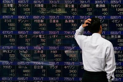 Победа Макрона привела к росту индекса Nikkei на японских биржах