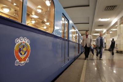 13 и 14 мая на Кольцевой линии метро пройдет «Парад поездов»