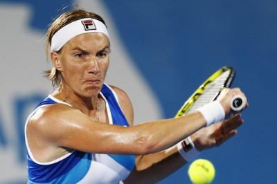 Кузнецова не смогла пробиться в финал мадридского турнира WTA