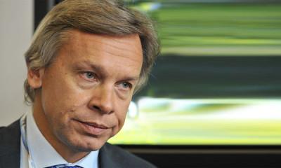 Пушков прокомментировал введения визового режима Украины с Россией