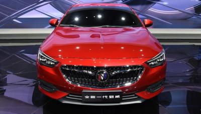 В Китае представили Buick Insignia получил новый интерьер