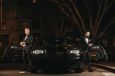 Rolls-Royce представила линейку мужских костюмов за $4 000