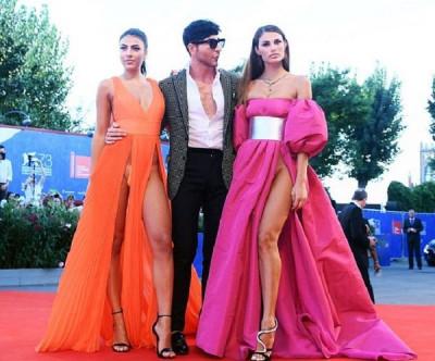 Звёзды, шокирующие публику «Голыми платьями»