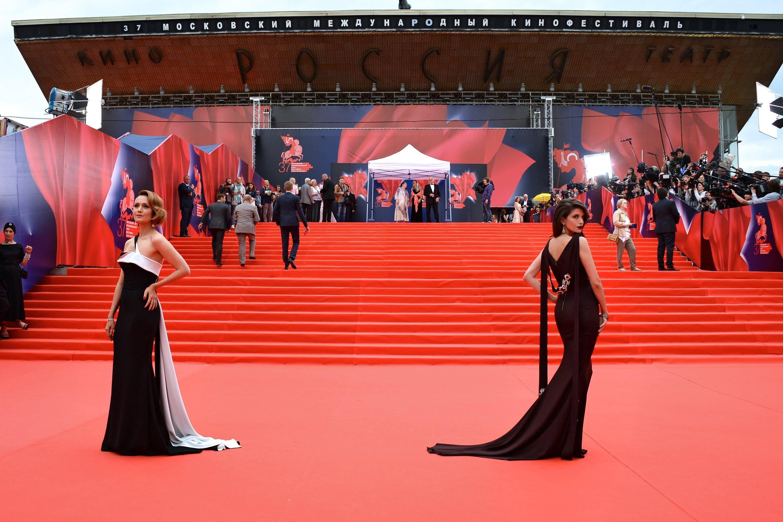 Объявлена программа 39-го Московского интернационального кинофестиваля