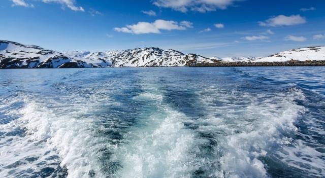 Ученые установили причину образования кратеров вБаренцевом море