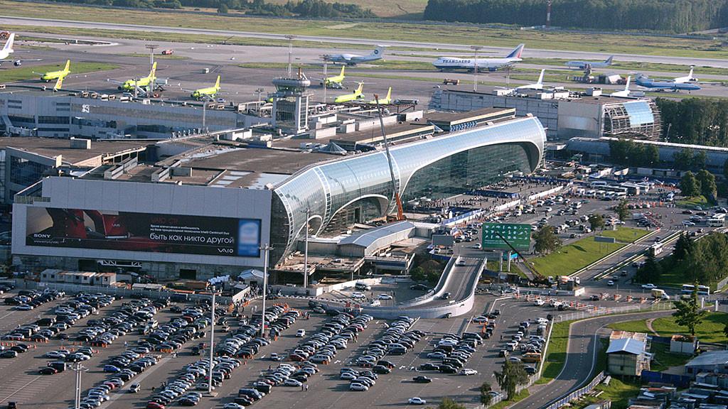 Около 40 рейсов задержаны иотменены ваэропортах столицы