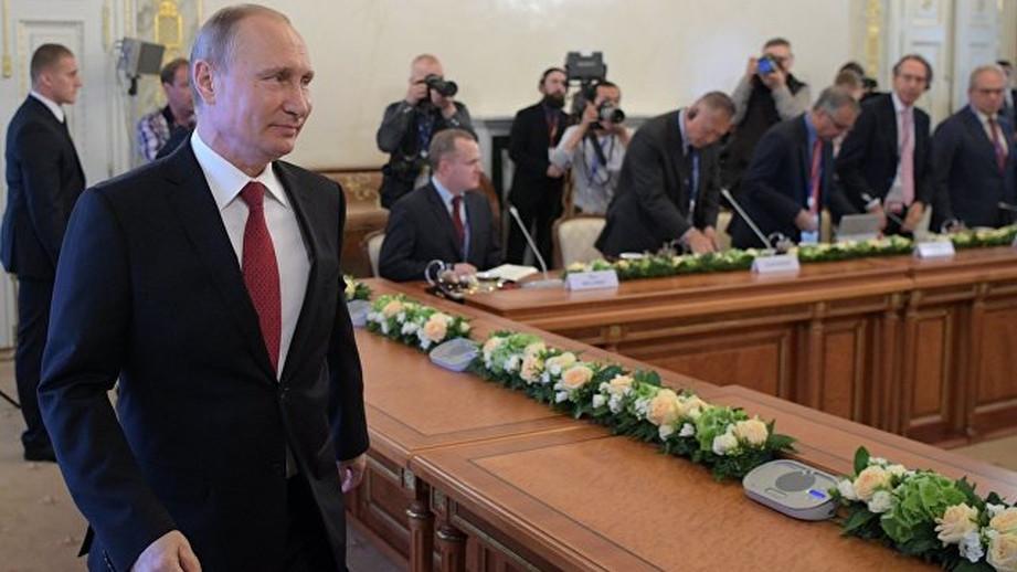 Путин считает отношенияРФ иСША худшими современ холодной войны