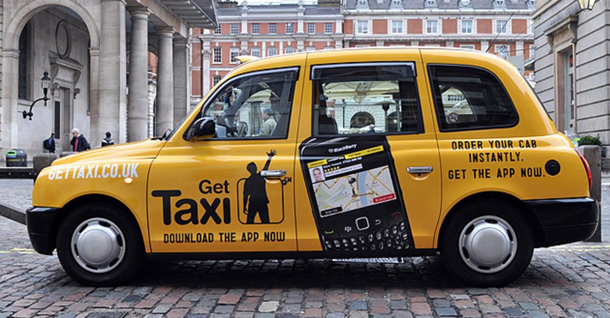 Государственная антимонопольная служба завела дело против Gett Taxi