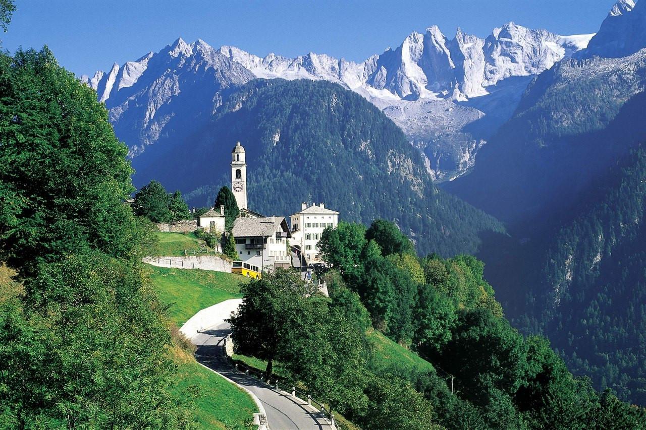 ВШвейцарии открылся 1-ый вмире завод, выполняющий функцию деревьев