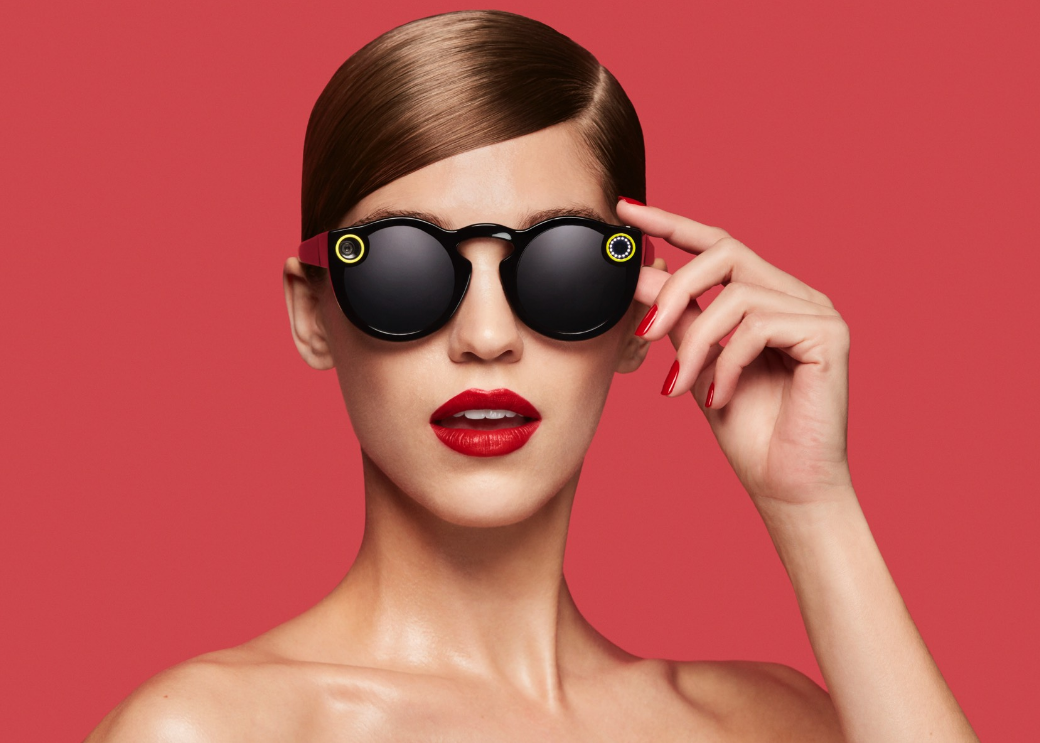 Очки отSnapchat сейчас можно купить вевропейских странах