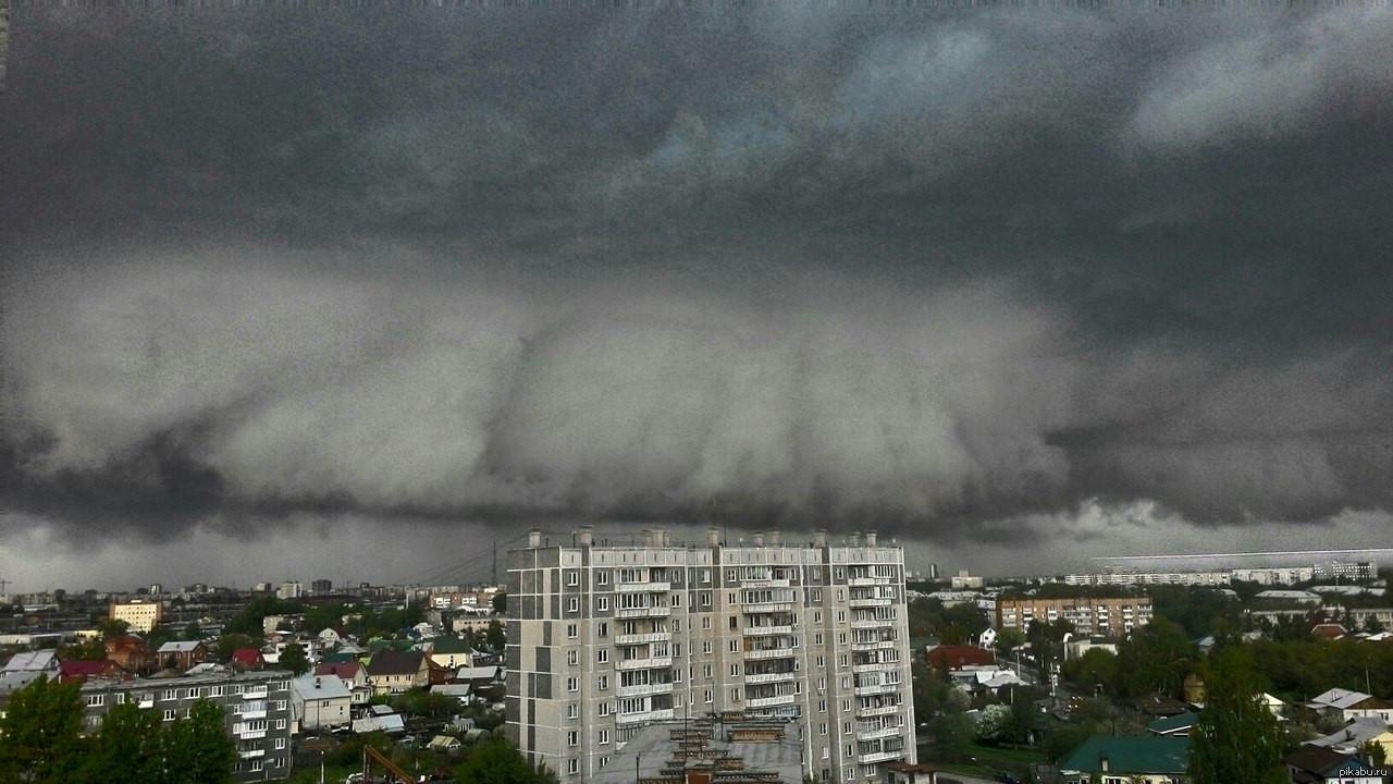 Синоптики вновь предупреждают осильном дожде вТатарстане