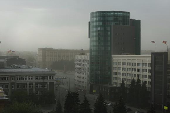МЧС продлило штормовое предупреждение поЧелябинской области