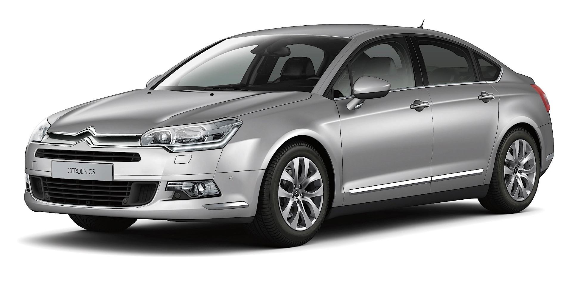 Производитель автомобилей Ситроэн закончил производство моделей C5