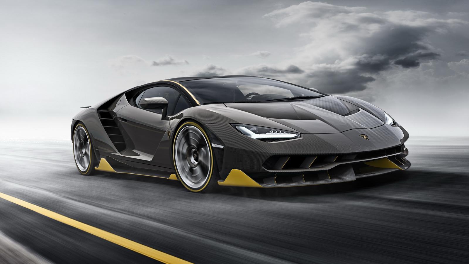 Lamborghini вместе с Феррари изготовит протезы