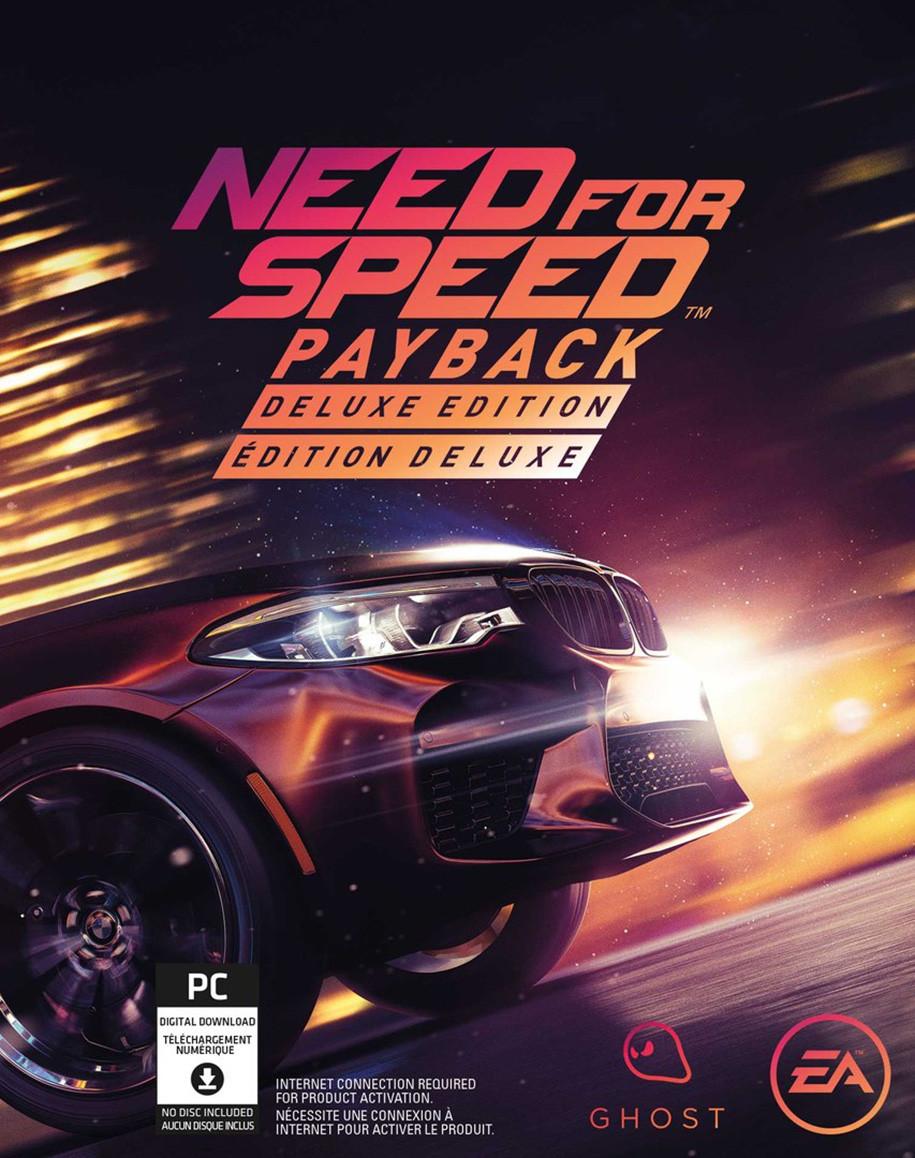 Новейшую БМВ M5 случайно рассекретили вNeed For Speed