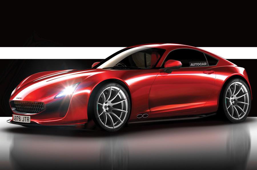 Нужно подождать: TVR представит новый спортивный автомобиль вГудвуде