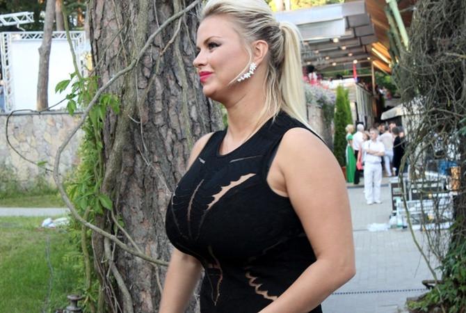 Анна Семенович внесла ясность вразговоры о собственной беременности— Просто слухи