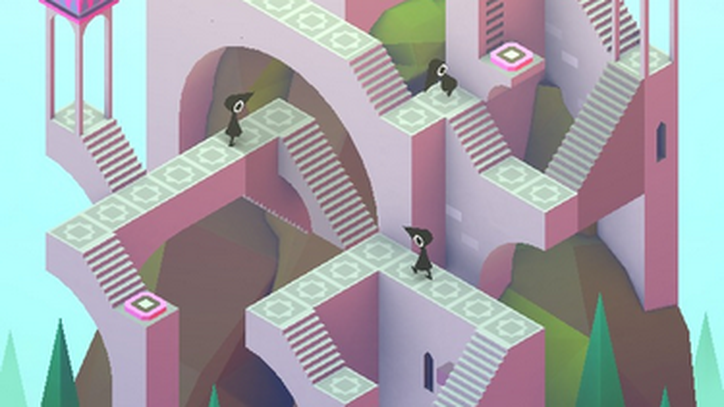 На iOS вышла игра Monument Valley 2
