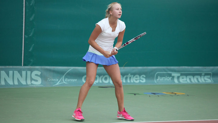 Анастасия Потапова признана лучшей юниоркой следующего года поверсии ITF