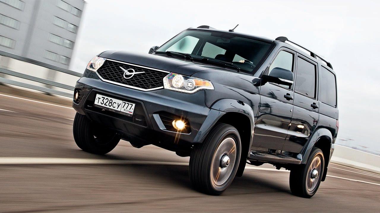 «УАЗ» начинает торговать автомобили без первоначального взноса
