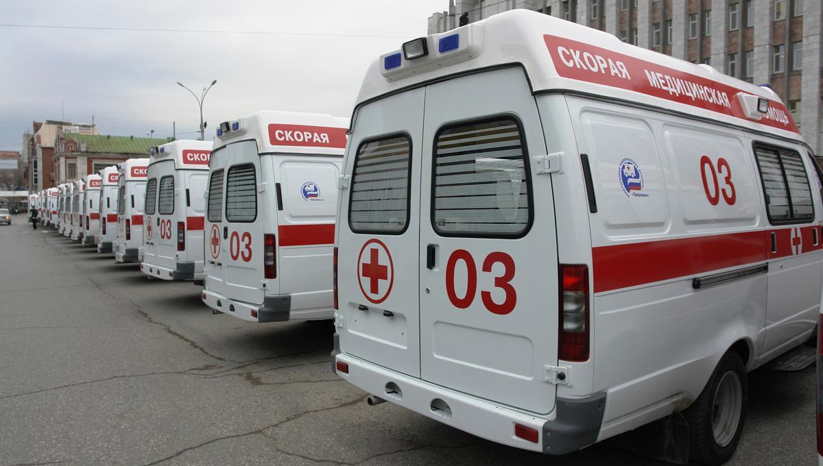 В текущем 2017 Тамбовская область получит новые машины скорой помощи