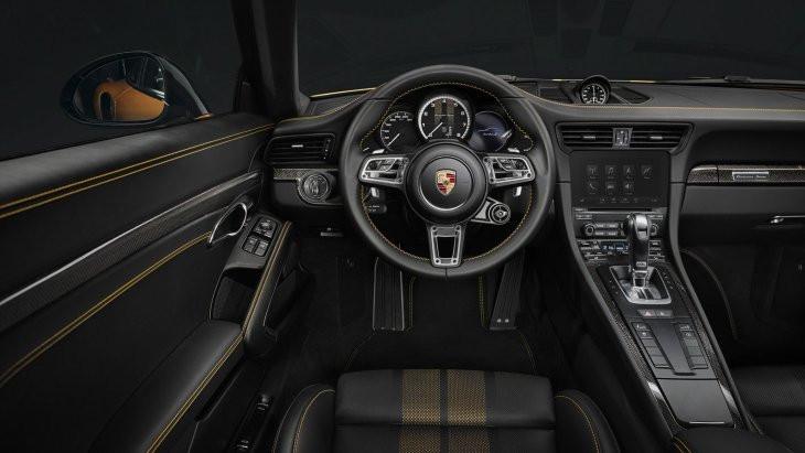 Порше представил самую сильную модификацию 911 Turbo S