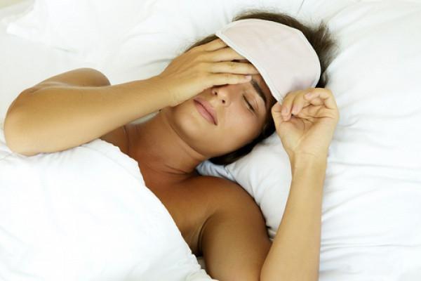 Ученые поведали , как заснуть за5 мин.