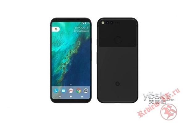 ВСеть утекли изображения Google Pixel 2