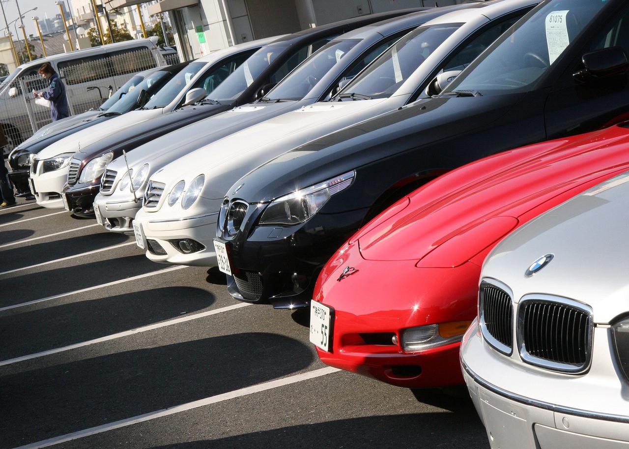 В северной столице на2% подорожали автомобили спробегом