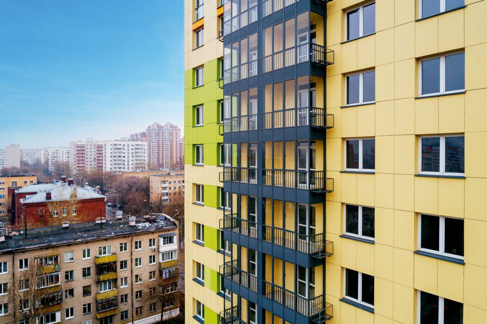 Московский стандарт реновации жилья: какие дома придут на см.