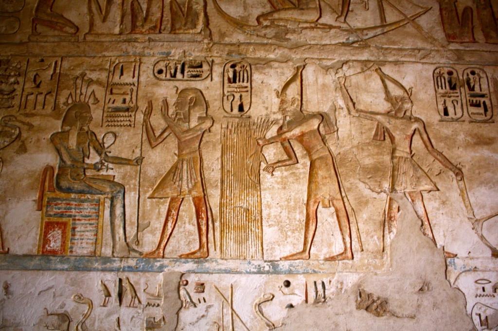 ВЕгипте отыскали гробницу времен Александра Македонского