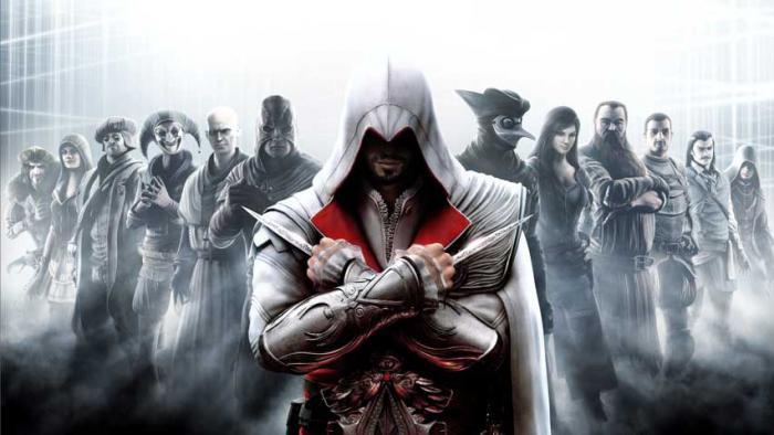 Авторы Assassin's Creed анонсировали новейшую часть игры