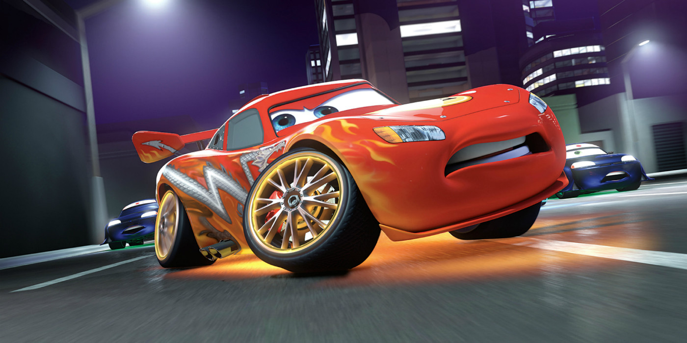 Disney дарит бесплатный проезд по М11 всем красным машинам