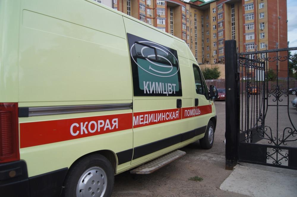 ВОмске работники Росгвардии задержали очередного буйного пациента, напавшего на медсотрудников