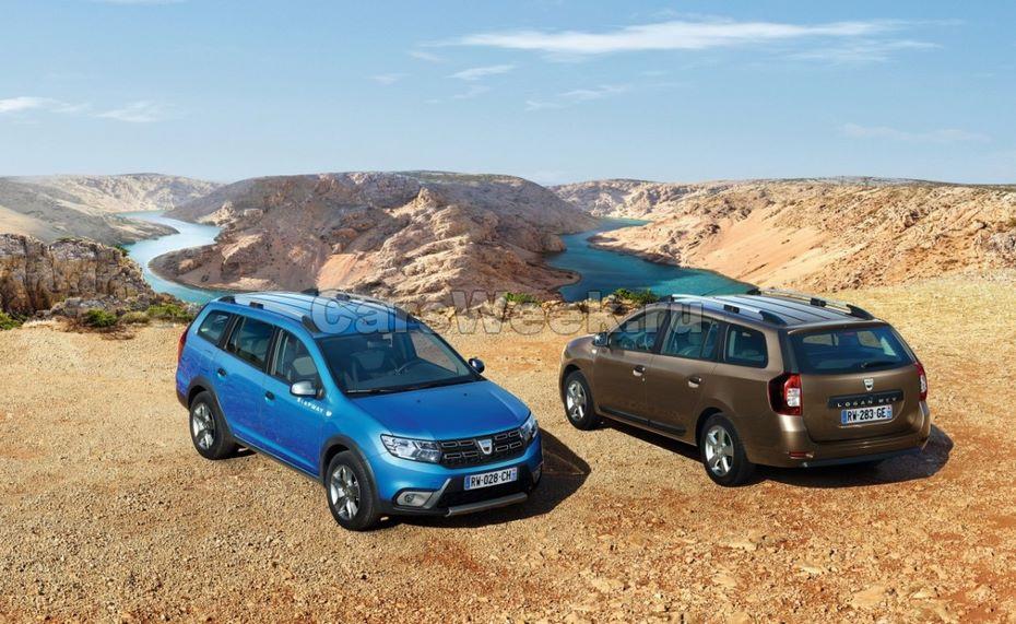 Renault покажет внедорожную версию Logan MCV 17 июня в рамках NewCarFest