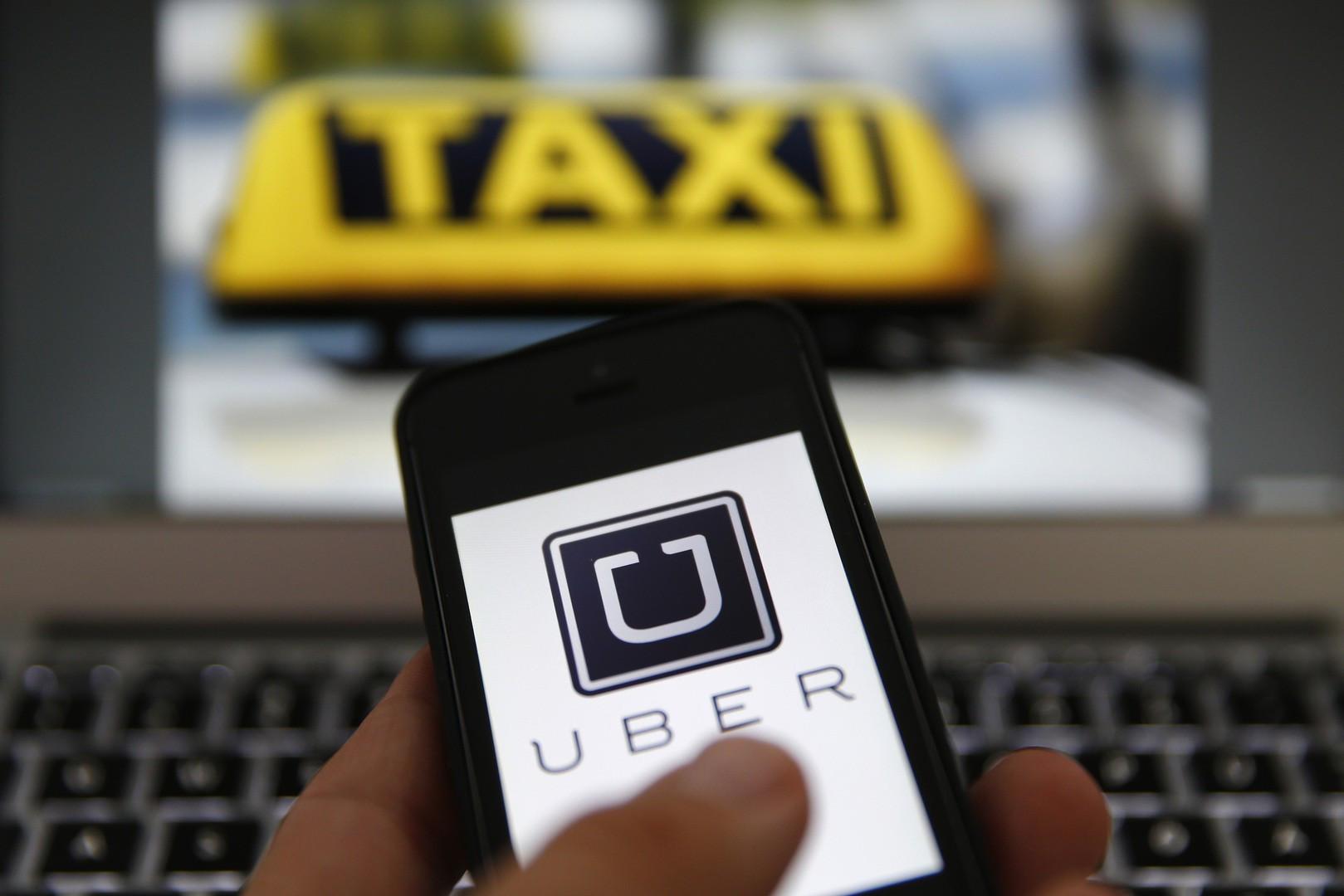 Компания Uber запретила сотрудникам заниматься сексом сколлегами