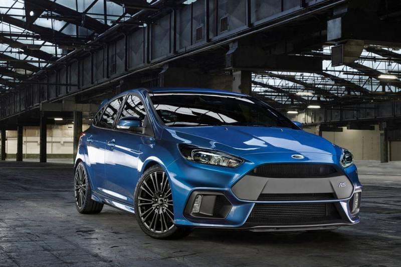 Озвучены цены нановый Форд FocusRS 2018 модельного года