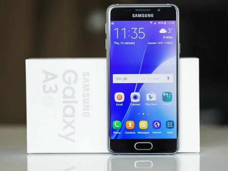 Samsung Galaxy A3 (2016) начал обновляться до Android 7.0 Nougat
